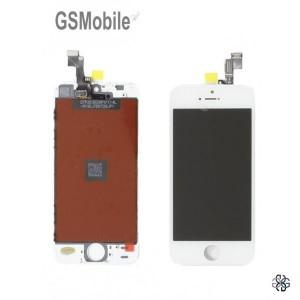 Ecrã - Display LCD Touch iPhone SE Branco - Componentes de substituição de venda para a Apple