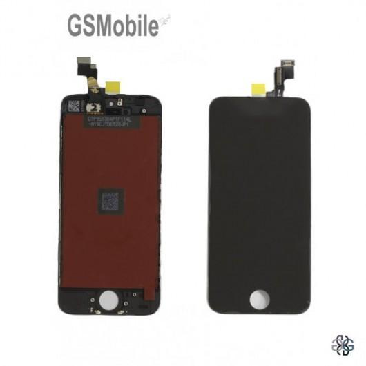 Ecrã - Display LCD Touch iPhone SE Preto - Componentes de substituição de venda para a Apple