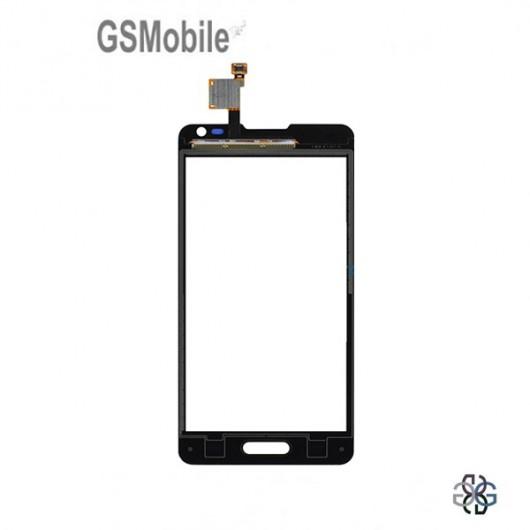Pantalla Táctil LG Optimus F6 D505 Negro