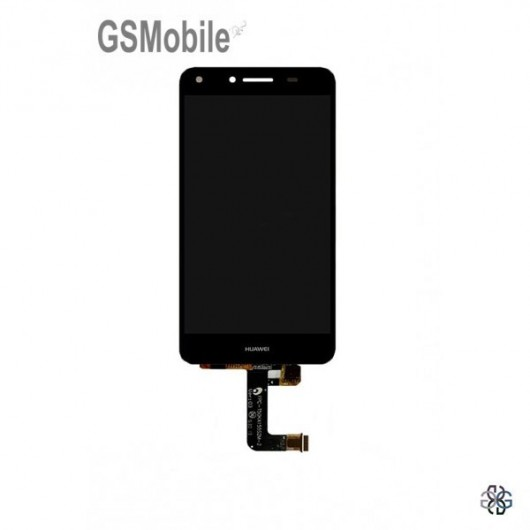 Ecrã - Display LCD Touch preto Huawei Y5 II