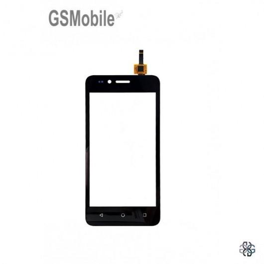 Ecrã Touch Screen preto para Huawei Y3 II 4G