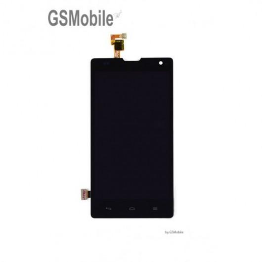 Pantalla completa Huawei G740 Orange Yumo Negro