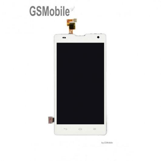 Pantalla completa Huawei G740 Orange Yumo Blanco