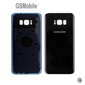 Samsung S8 Plus Galaxy G955F back cover black