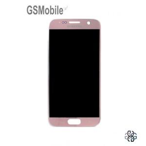 Ecrã display samsung galaxy s7 - peças de reposição para Samsung S7 Galaxy G930F