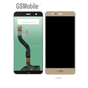 Ecrã - Display LCD Touch Huawei P10 Lite Dourado