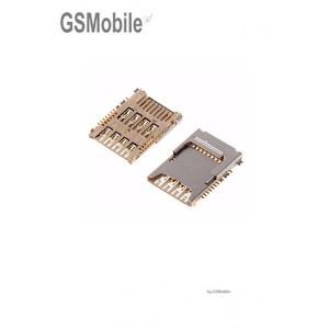 Leitor de cartões sim e sd Samsung Grand 2 Galaxy G7105