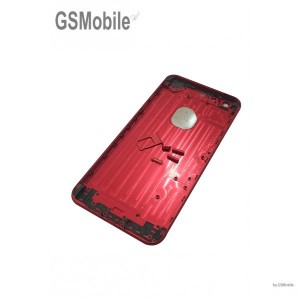 Back cover chassis for iPhone 7G Red