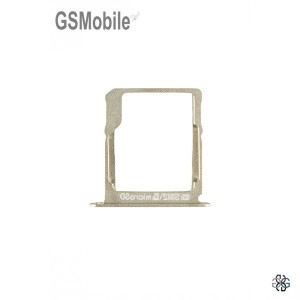 Samsung A3 Galaxy A300F SD Card Tray gold