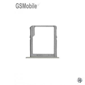 Bandeja do cartão SD branca Samsung A3 Galaxy A300F