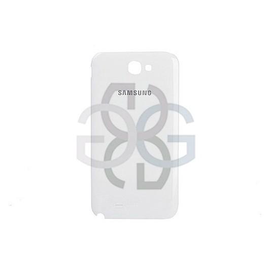 Tampa traseira branca Samsung Note 2 Galaxy N7100