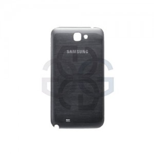 Samsung Note 2 Galaxy N7100 Battery Cover black