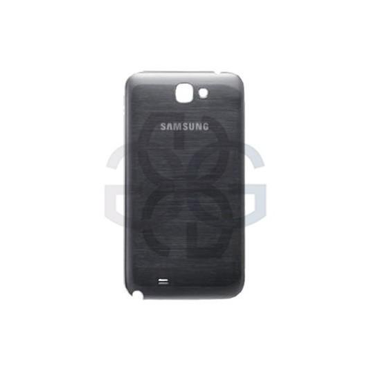 Tampa trasera preta Samsung Note 2 Galaxy N7100