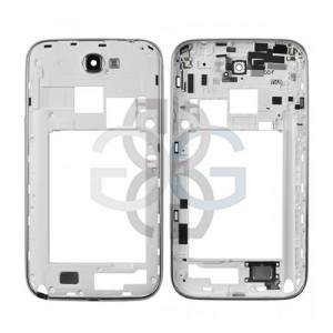 Chassis branco Samsung Note 2 Galaxy N7100