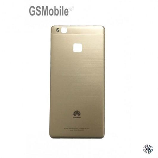 Tampa traseira para Huawei P9 Lite dourado