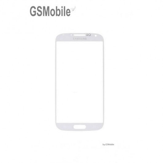 Samsung S4 Galaxy i9505 Screen Glass Lens white