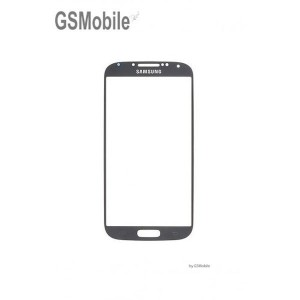 Samsung S4 Galaxy i9505 Screen Glass Lens black