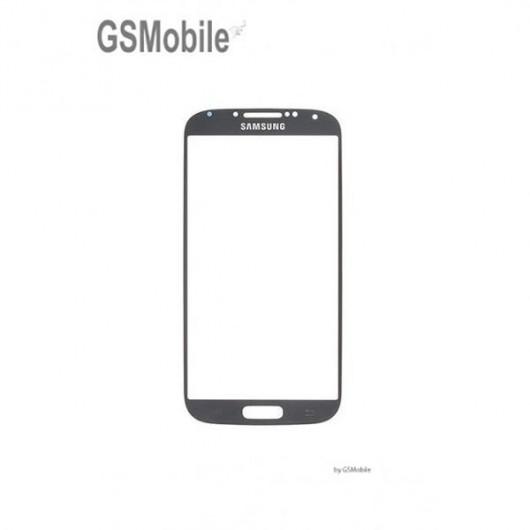 Vidro Dianteiro preto Samsung S4 Galaxy i9505