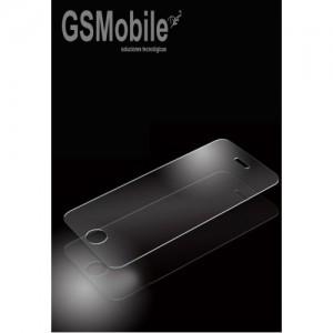 Pelicula de vidro temperado preta Samsung S7 Edge Galaxy G935F