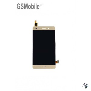 Display for Huawei P8 Lite Gold