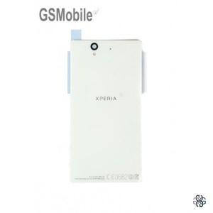 Sony Xperia Z Battery cover white
