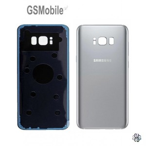 Samsung S8 Plus Galaxy G955F battery cover silver