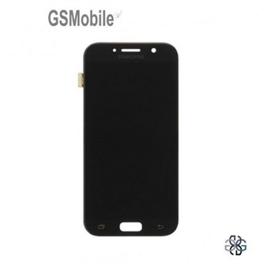 Display Samsung A520F Galaxy A5 2017 Black - Original