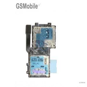 Flex Lector Sim y Tarjeta SD Samsung Galaxy 4G Core G386F