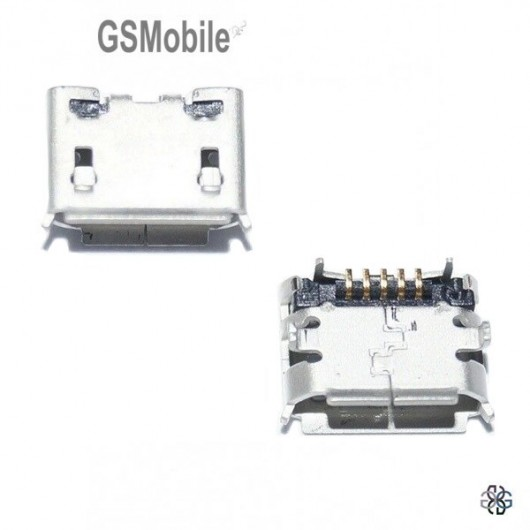 Conector micro USB para Huawei Ascend Y635