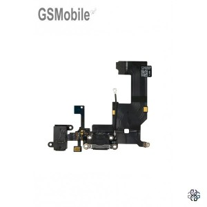 Conector de carregamento flex iPhone 5S - Venda de componentes de substituição da Apple