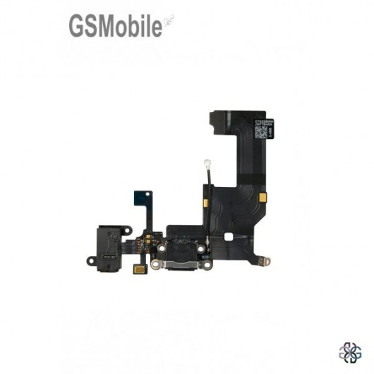 Flex iPhone 5S Charging Connector - Sale of Apple Replacement Components