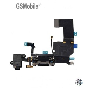 Flex conector de carga iPhone 5C - venta de componentes de repuesto apple