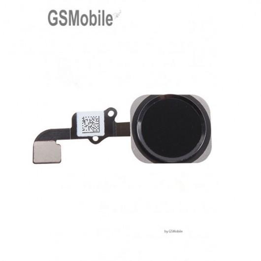 Botão home para iPhone 6G Preto - Venta de productos para teléfonos iPhone