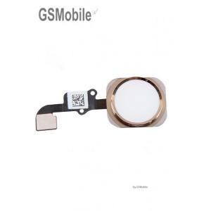 Botão home para iPhone 6G Dourado - Venda de componentes de substituição da Apple