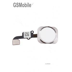 Botão home para iPhone 6G Prata - Venda de componentes de substituição da Apple
