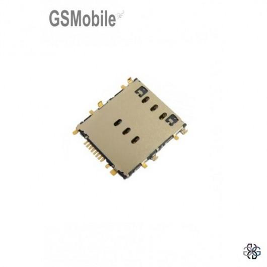Lector de tarjeta sim Samsung Galaxy Tab 3 P5200, P5210