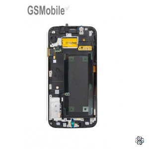 Spare parts for Samsung - Display LCD for Galaxy S6 Edge