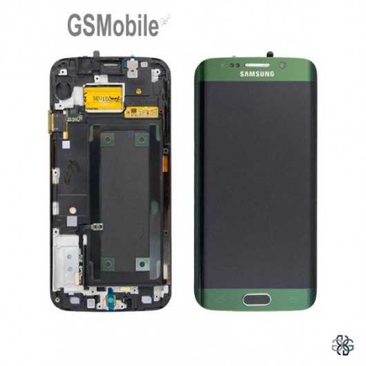 Display for Samsung S6 edge Glaxy G925F - Spare parts for Samsung