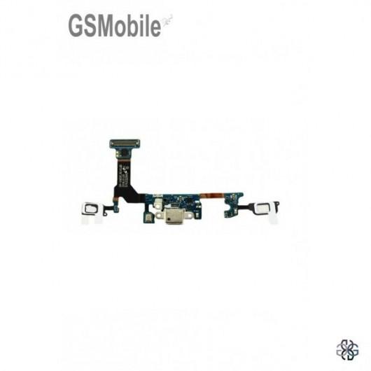 Conector Micro USB Flex-Cable para Samsung S7 Galaxy G930F