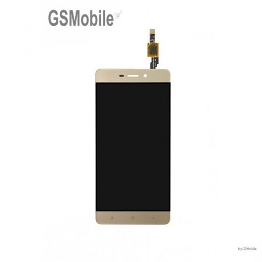 Xiaomi Redmi 4 Display - gold