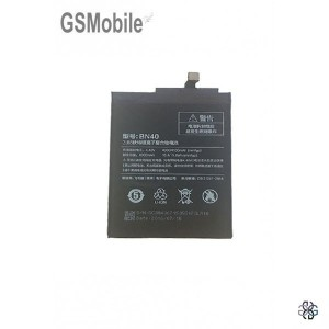 Batería para Xiaomi Redmi 4 32gb BN40