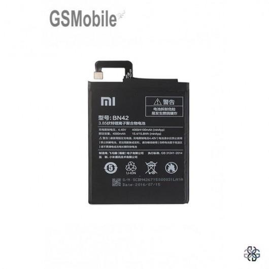 Xiaomi Redmi 4 Battery 16gb