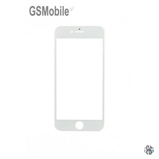 Vidro para iPhone 6 Plus Branco - vendas originais de peças sobressalentes para iPhone