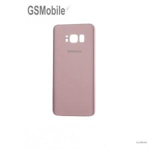 Tampa rosa Samsung S8 Plus Galaxy G955F
