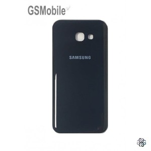 Tampa traseira Samsung A5 2017 Galaxy A520F Preto