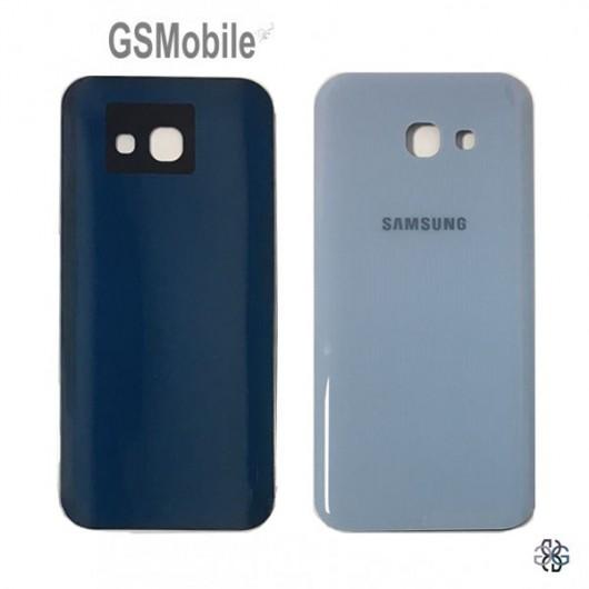 Tampa traseira Samsung A5 2017 Galaxy A520F Azul