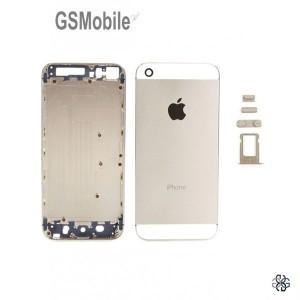 Chasis sin piezas iPhone 5S Dorado - peças sobressalentes para iPhone