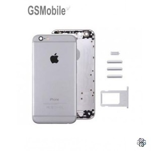 chassis without parts for iPhone 6 space gray - Original iPhone Parts