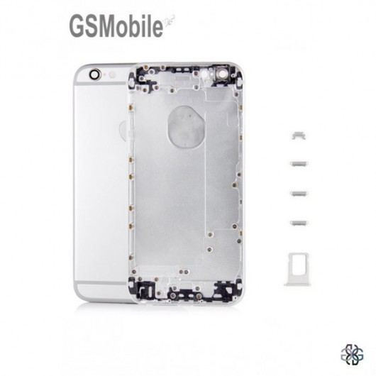 Chassis without parts for iPhone 6 Silver - Original iPhone Parts