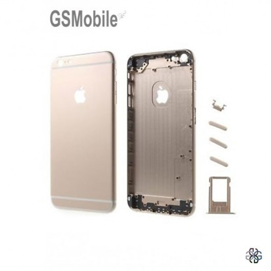 Chassis without parts for iPhone 6 Gold - Original iPhone Parts